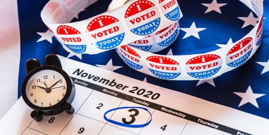 Fast 30 Millionen Amerikaner haben schon gewählt