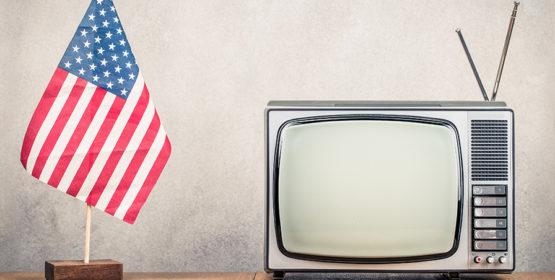 Fernsehanzeigen und ihre politische Botschaft. Material für den Politik- oder Englischunterricht
